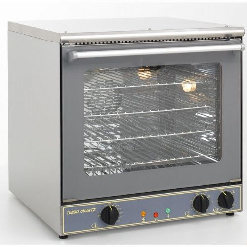 Roller Grill FC60TQ Convection Oven + Grill + Base Element Ovens